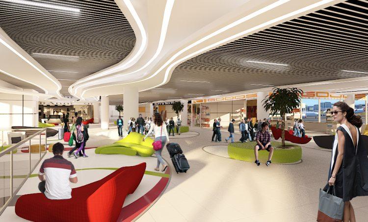 Летище София – Терминал 2